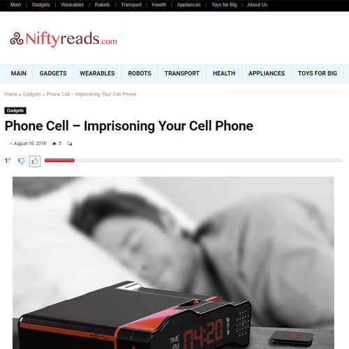Phone Cell Idea Nifty Reads